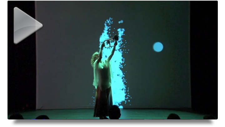 CLICK to wacth PAPER BUBBLES [Dance+Music+Multimedia for YOUNG AUDIENCES]